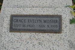 Grace Evelyn Mosier