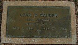 Carl R. Walker