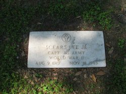 Capt Scears Lee, Jr