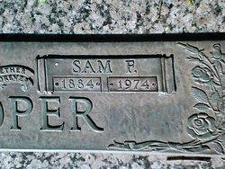 Sam F Cooper