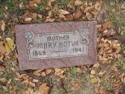 Mary <I>Nesladek</I> Kotva