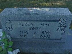 Verda May Jones