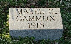 Mabel O Gammon