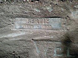 Bertie Mae <I>Caldwell</I> Wellborn