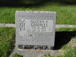 Eleuterio B. Gonzales
