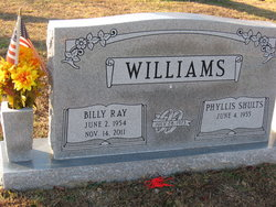 Billy Ray Williams