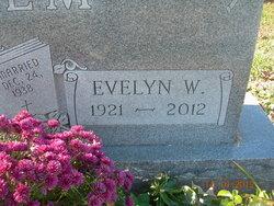 Evelyn W. Clem