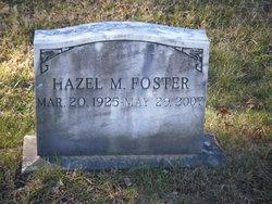 Hazel <I>McLean</I> Foster