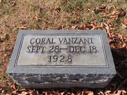 Coral Van Zant