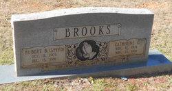 "Hebert B ""Speed"" Brooks"