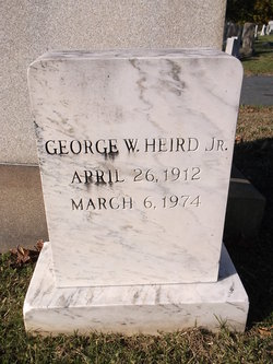 George W. Heird, Jr
