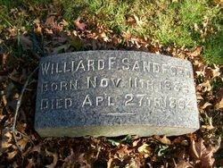 Willard F. Sandford
