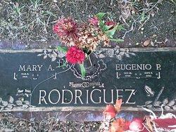 Eugenio P Rodriguez