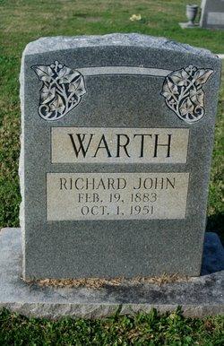 Richard John Warth