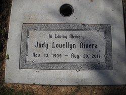 Judy Louellyn Rivera