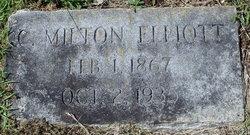 Calvin Milton Elliott