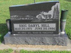 Eric Daryl Hill