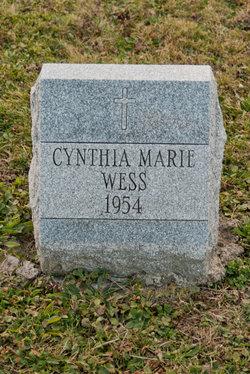 Cynthia Marie Wess