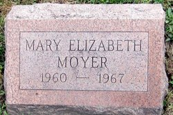 Mary Elizabeth Moyer
