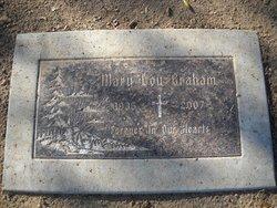 Mary Lou <I>Coffill</I> Graham