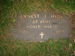 Ernest J. Hein