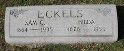 Hilda <I>Kessler</I> Eckels