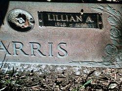 Lillian Aline <I>Ivers</I> Harris