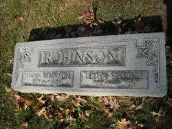 James Madison Robinson