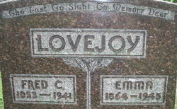 Emma Margaret <I>Salentine</I> Lovejoy