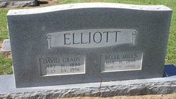 Ida Belle <I>Mills</I> Elliott