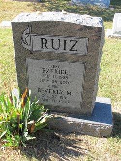 Beverly M Ruiz