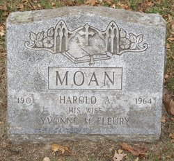 Harold A. Moan