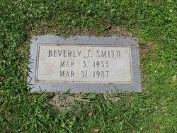 Beverly J. Smith