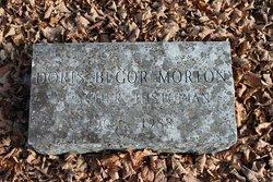 Doris <I>Begor</I> Morton