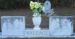 Inez <I>Mozingo</I> Wallace