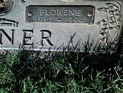 Florene <I>Brown</I> Turner