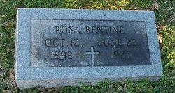 Rosa Bentine