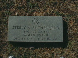 Steely Alonzo Rutherford