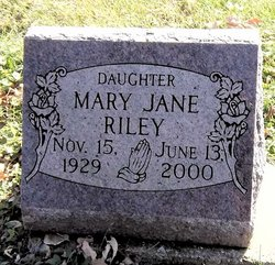 Mary Jane Riley
