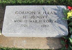 Gordon A. Haas