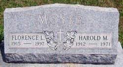 Florence <I>Lord</I> Moyer