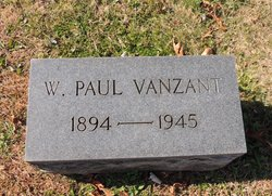William Paul Vanzant