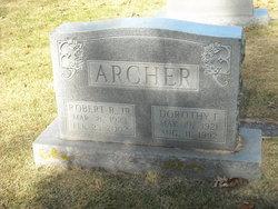 Robert Roy Archer, Jr
