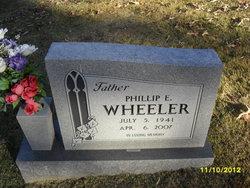 Phillip E. Wheeler