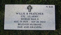 Willie B Pratcher