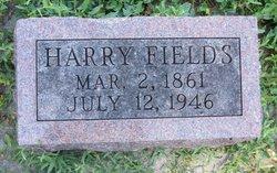 Harry Fields