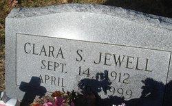 Clara <I>Spicer</I> Jewell