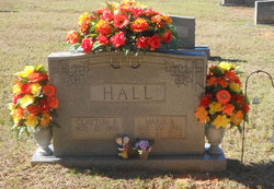 Marie <I>Bush</I> Hall