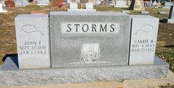 John P. Storms