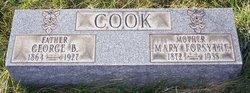 George B Cook